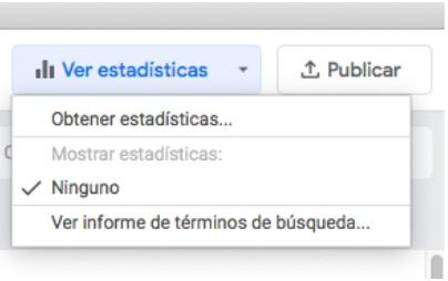 Informe de términos de búsqueda en Google Ads