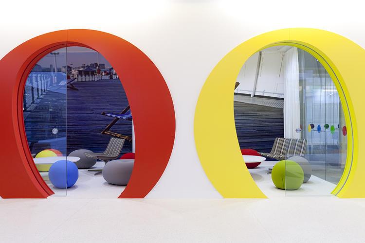 Instalaciones de Google- Trabajar para Google