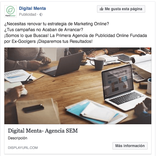 Improve your ads on Facebook