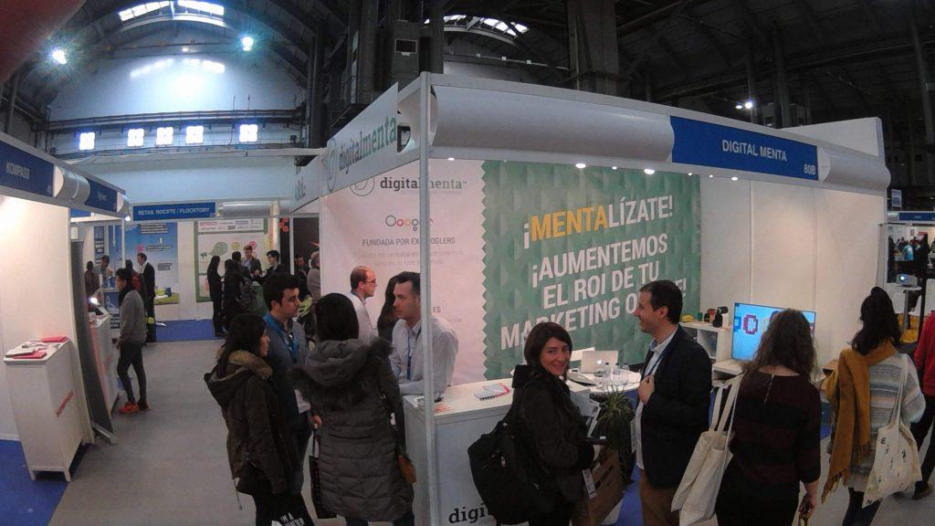 Digital Menta en el eShow  Barcelona 2016