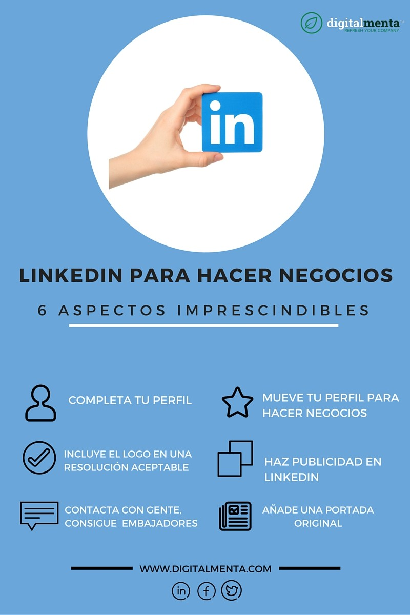 Linkedin to do business