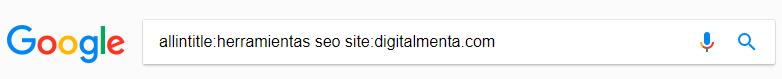 operadores busqueda google