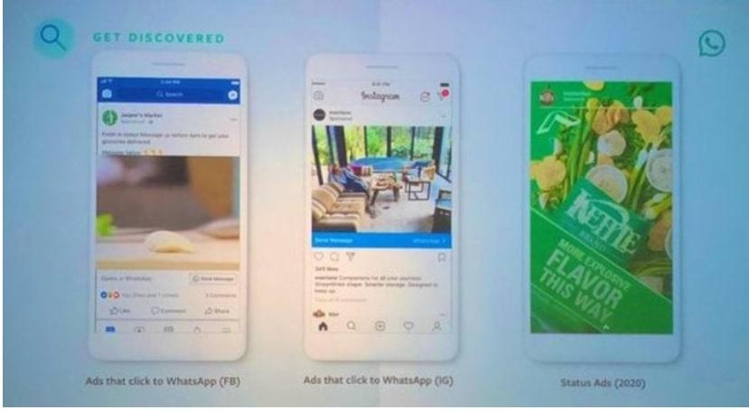 El publicitarse en Whatsapp es una de las Tendencias SEM 2020