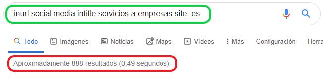 Busqueda Avanzada De Google Con Comando Es