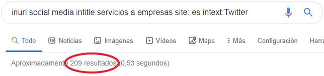 Busqueda Avanzada De Google Con Comando Intext