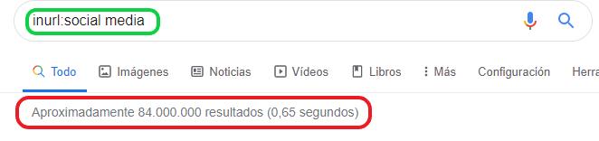 Busqueda Avanzada De Google Con Comando Inurl