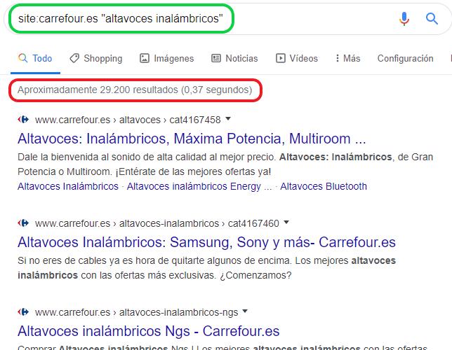Busqueda Avanzada De Google Con Comando Site